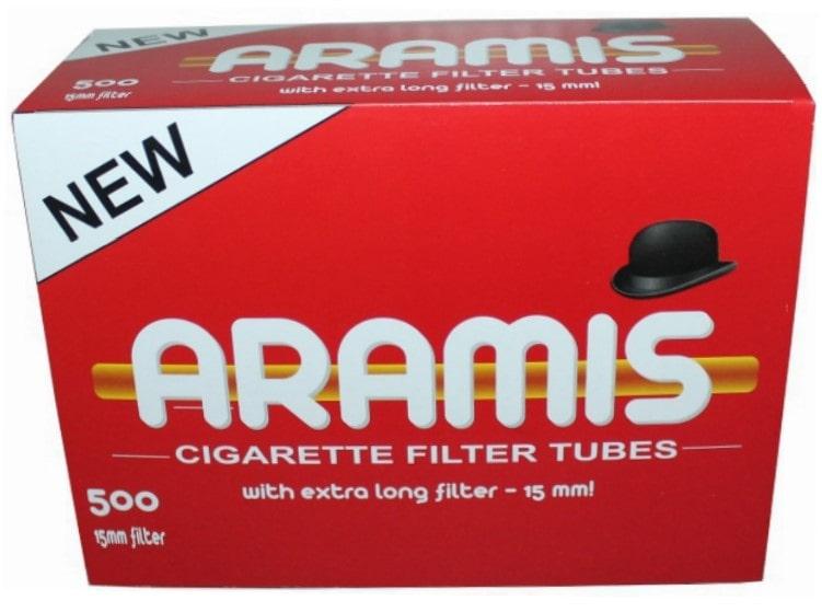 Aramis filter tubes 500/1 15mm