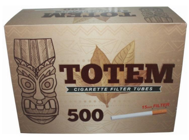 Totem filter tubes 500/1 15mm