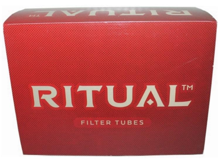 Ritual filter tubes 500/1 15mm
