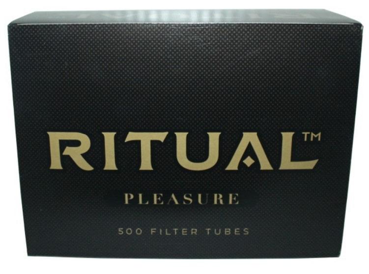 Ritual pleasure filter tubes 500/1 15mm