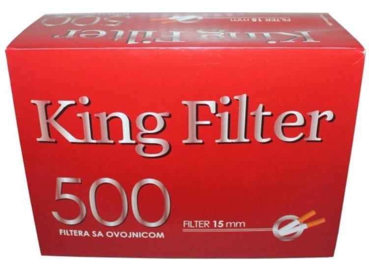 King Filter filter tubes 500/1 15mm